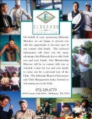 Membership Packet 3-07.pub