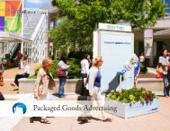 Packaged Goods Advertising