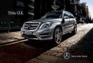 Třída GLK. - Mercedes-Benz