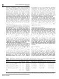 A proteomic study of serum from children with autism ... - David Rocke - Page 3