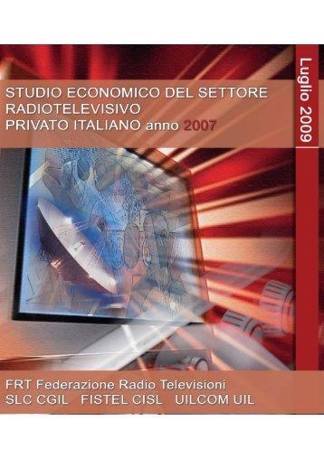 Ricerca_2009_radio_tv - Corecom Lazio