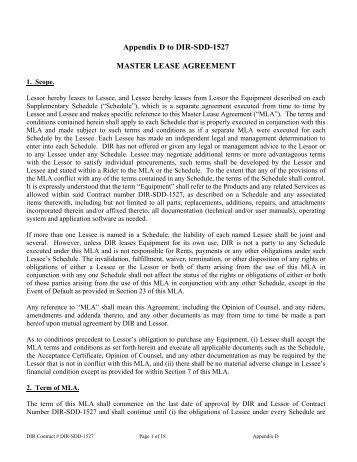 Master Lease Agreement V  EurPdf  Envirotainer