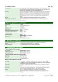 SIKKERHETSDATABLAD KCL Verksted-Gulvvask - Kolberg ... - Page 3