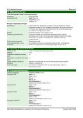 SIKKERHETSDATABLAD KCL Verksted-Gulvvask - Kolberg ... - Page 4