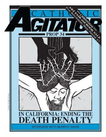 october 2012 agitator - Los Angeles Catholic Worker