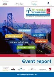 WGC-SFO-2014-Event-Report