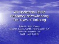 Mandatory Narrowbanding IWCE April 2005.pdf