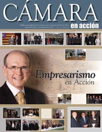 Empresarismo - Cámara de Comercio de Puerto Rico