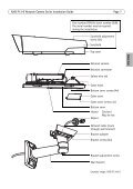 INSTALLATION GUIDE AXIS P13-E Network Camera ... - IP Way - Page 7