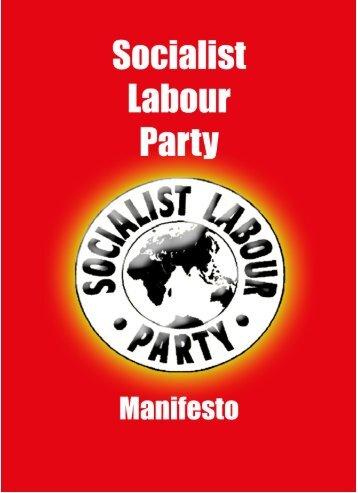 SLP Manifesto 2015 pdf
