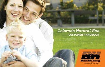 Customer Handbook - Black Hills Energy