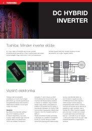TOSHIBA: Minden inverter elődje...