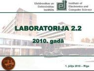 Dr.sc.comp. Artjuhs Jurijs - Elektronikas un datorzinātņu institūts