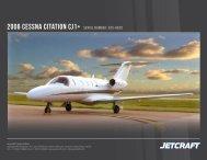 2006 Cessna Citation CJ1+ serial number: 525-0620 - Business Air ...