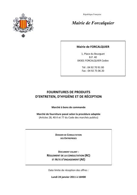 RC+AE Produits d'Entretien _impression recto-verso_ - Agence ...