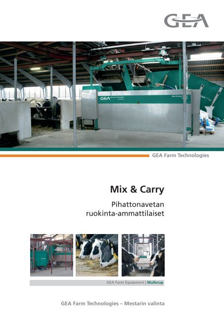 Mix & Carry - Mullerup