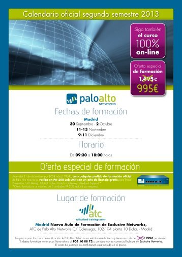100% 995€ - Exclusive Networks