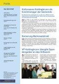 Voller Einsatz für Pendler und Schüler: VP Kottingbrunn hat sich mit ... - Page 2