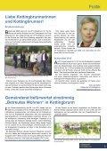 Voller Einsatz für Pendler und Schüler: VP Kottingbrunn hat sich mit ... - Seite 3