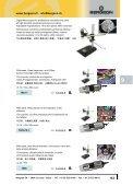 Magnifiers, viewer appparatus Lupas, aparatos de ... - Bergeon SA - Page 3