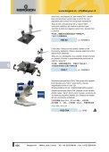 Magnifiers, viewer appparatus Lupas, aparatos de ... - Bergeon SA - Page 4