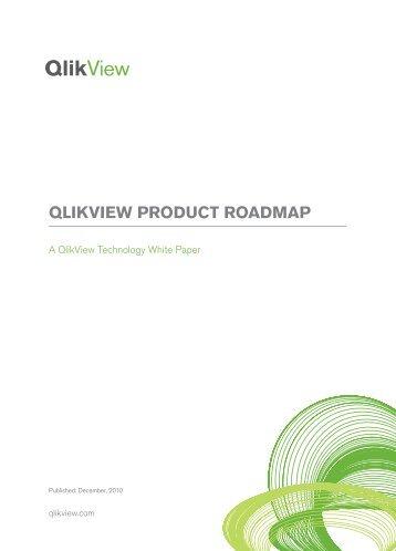 QLIKVIEW PRODUCT ROADMAP - Wipfli