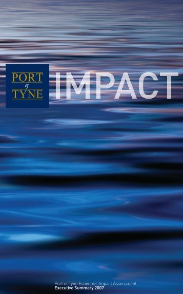 impact temporary.fh11 - Port of Tyne