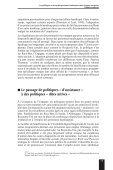 Les politiques en faveur des personnes handicapées dans ... - CFHE - Page 5