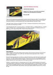 [2003 PERFORMANCE REPORTS] CONVINCING ... - Funboats