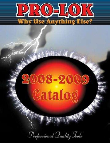 pro-lok catalog - Public Safety Equipment Company LLC