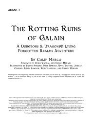 AKAN1-1 The Rotting Ruins of Galain.pdf - Lski.org