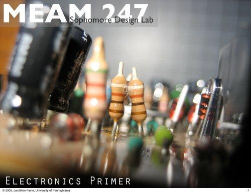 Title Electronics Primer - University of Pennsylvania