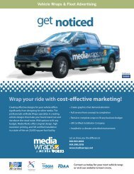 Why You Should Consider a Vehicle Wrap from ... - Media Works Inc