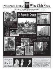 Issue 14 - Wilson Creek Winery