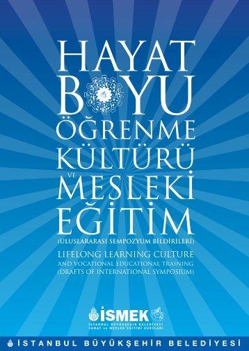 LIFELONG LEARNING CULTURE - İSMEK - İstanbul Büyükşehir ...