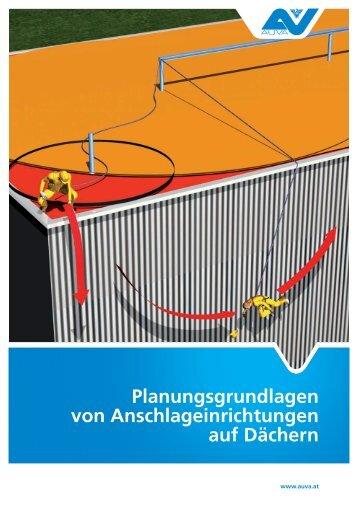 Planungsgrundlagen von Anschlageinrichtungen auf ... - st-quadrat