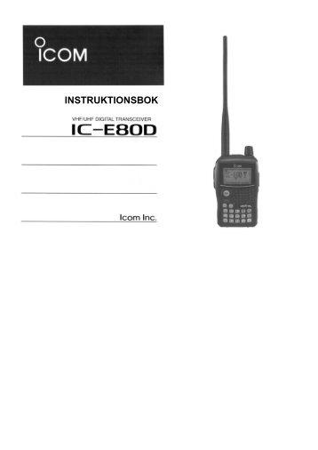 IC-E80D