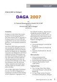 Sprachrohr Heft 40 - Juni 2006 - Deutsche Gesellschaft für Akustik eV - Page 2