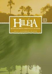 Hiléia - Edição Nº. 3 - uea - pós graduação