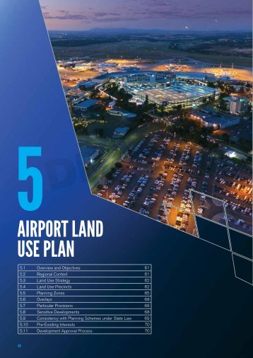 Section 5 - Airport Land Use Plan - Melbourne Airport