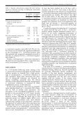 Prevalence and persistence of asymptomatic ... - Immunogenetics - Page 3