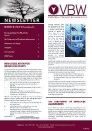Click here to read - VanBurWray Chartered Accountants Ltd