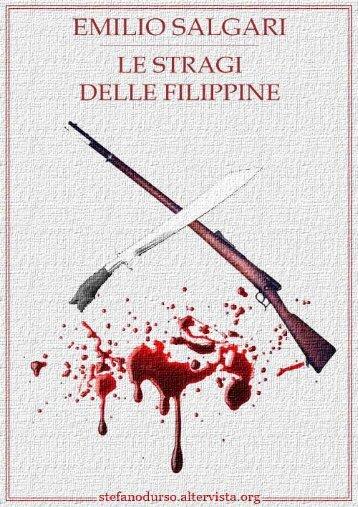 """""""Le stragi delle Filippine"""" di Emilio Salgari - Altervista"""