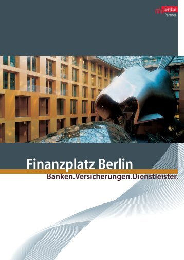 Finanzplatz Berlin - Berlin Business Location Center