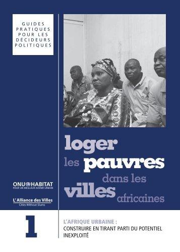 L'Afrique urbaine - DeLoG