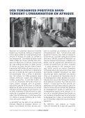 L'Afrique urbaine - DeLoG - Page 7