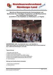 Download Bericht zur Kommandanten-versammlung als  PDF