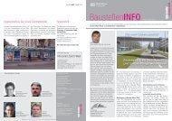 Für mehr Lebensqualität Baubeginn Tram Zürich-West ... - Stadt Zürich