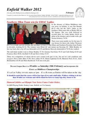 Enfield Walker 2012 - 2 - Suffolk County Athletics Association