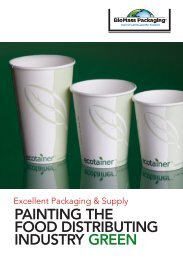 painting the food distributing industry green - Business Review USA